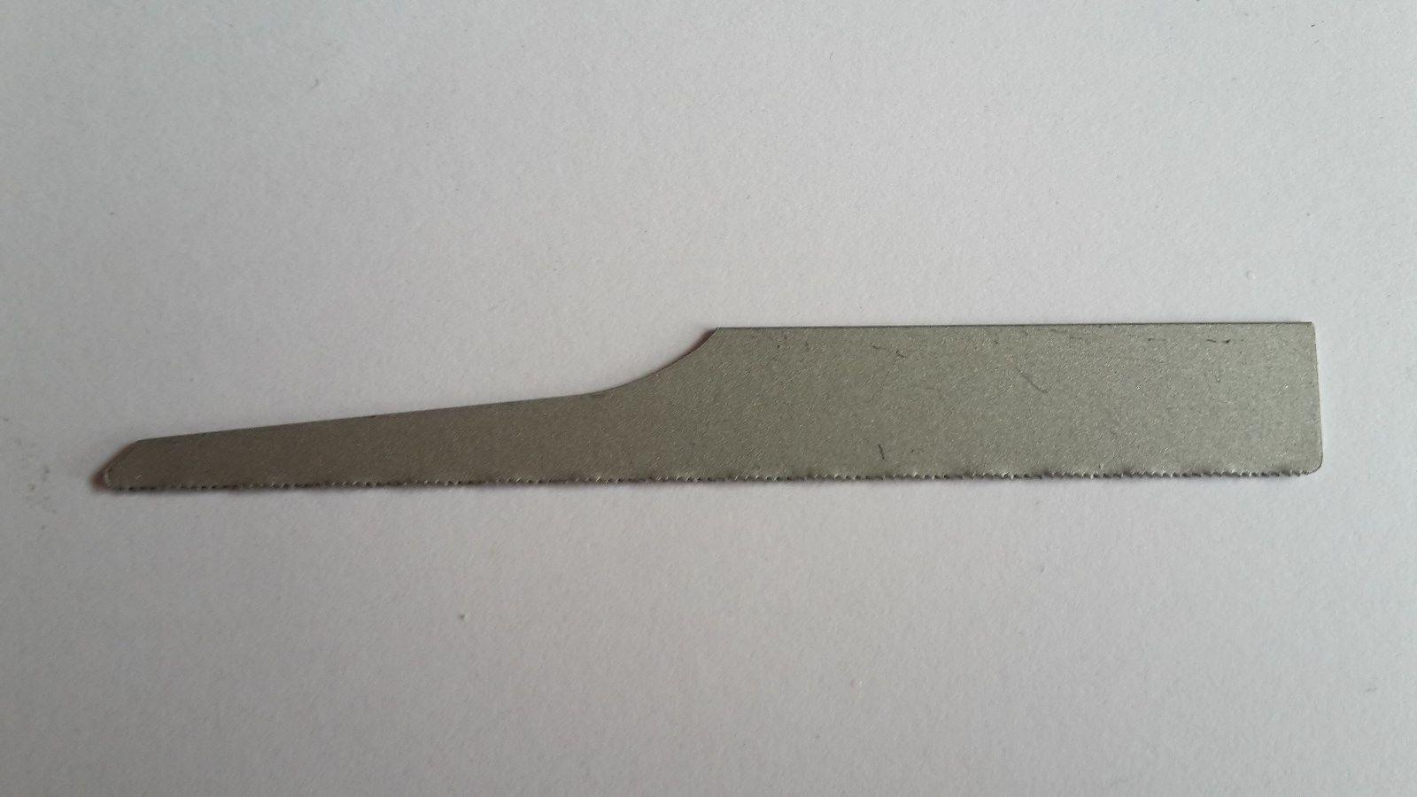 Sägeblatt für Druckluft Karosseriesäge